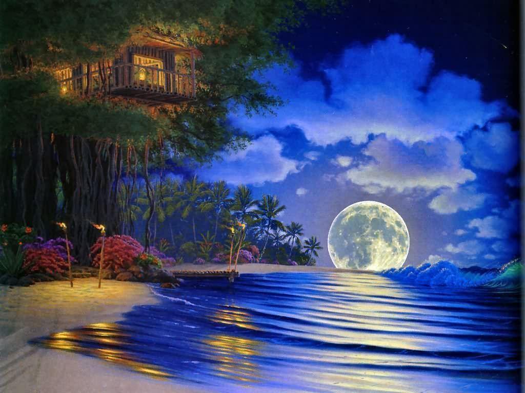 3d Pleine Lune
