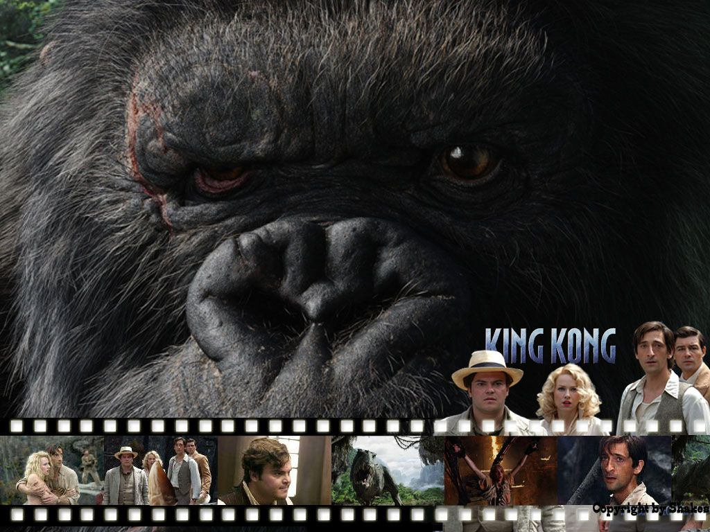 Classic Movie Monsters |King Kong Native People